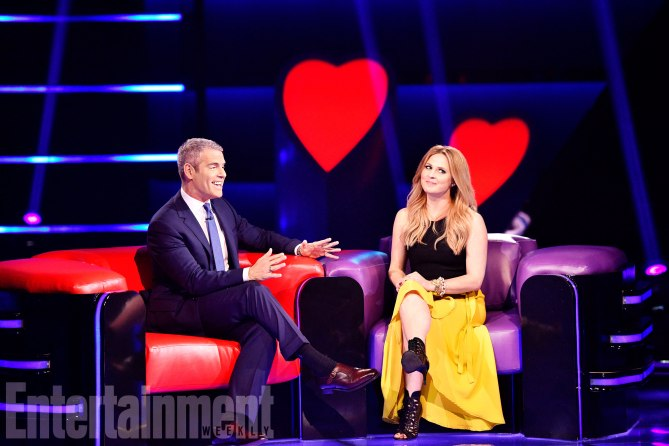 LOVE CONNECTION Season 1 |  pic: Entertainment Weekly