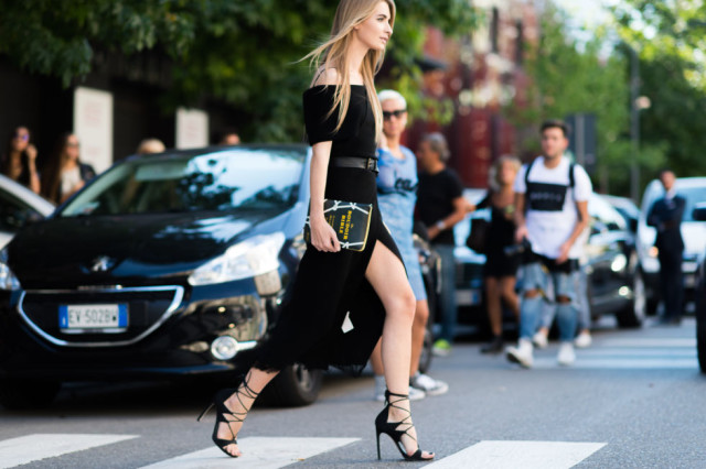 5 styling tips για να δείχνεις ψηλότερη - ladytimes.gr