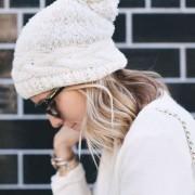 6 διαφορετικά hair style για να φορέσεις το αγαπημένο σου σκουφάκι