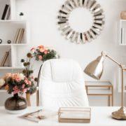5 ιδέες για να δώσεις ξανά ζωή στο γραφείο του σπιτιού σου