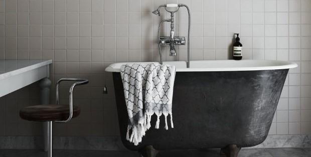 6 ιδέες διακόσμησης για το μικρό σου μπάνιο