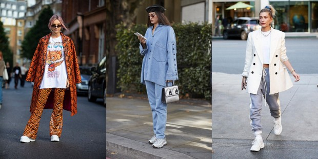 6 updated τρόποι να φορέσεις τα sneakers σου