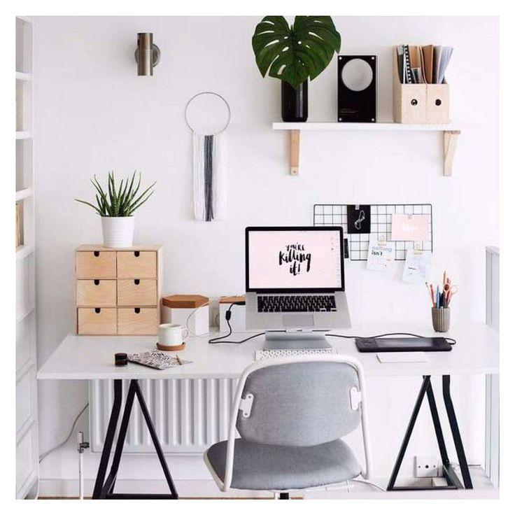 #Deskinspo: 5 Instragram λογαριασμοί για να πάρεις έμπνευση για το γραφείο σου