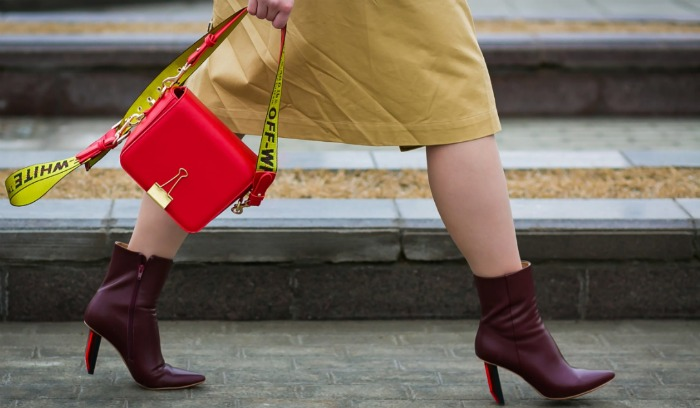 Τα street style looks που μας εντυπωσιασαν στην εβδομαδα μοδας της Μοσχας