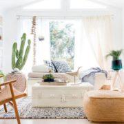7 μικρές προσθήκες που θα κάνουν το σπίτι σου πιο boho