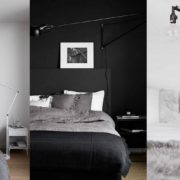 7 φωτογραφίες που θα σε κάνουν να εκτιμήσεις τα ασπρόμαυρα υπνοδωμάτια