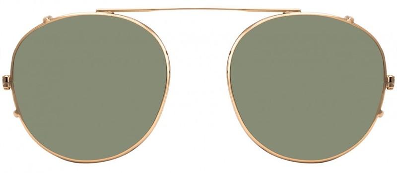 Γυαλιά ηλίου «Zev Clip», Moscot.