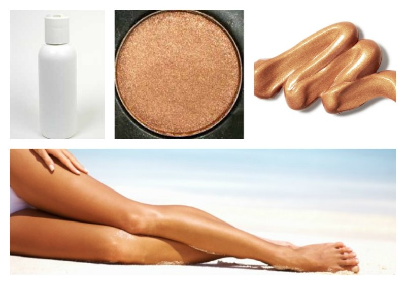 7-bronzing lotion (Custom)