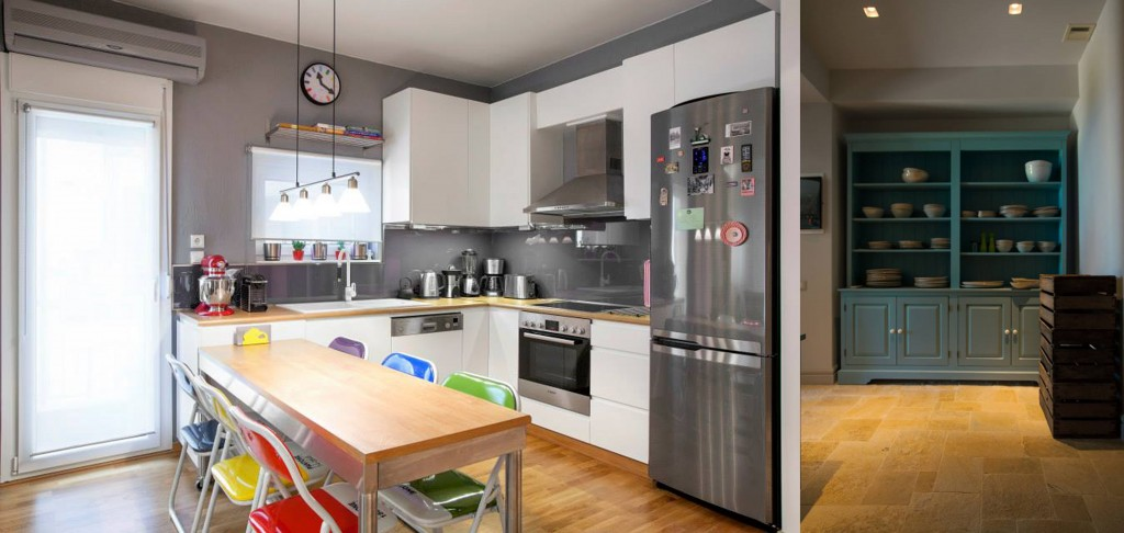95 m2 apartment in Thessaloniki |550 m2 villa in Corfu