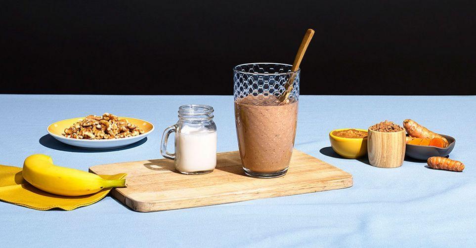 Δύο απολαυστικά smoothies για ενίσχυση του μυϊκού συστήματος και απώλεια βάρους