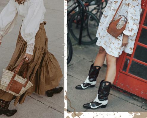 8 τρόποι να φορέσεις τις western boots και φέτος