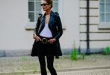 8 φρέσκοι τρόποι να φορέσεις το μαύρο τζιν σου