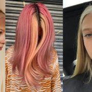 8 φωτογραφίες που θα σε πείσουν ότι τα two-colour μαλλιά είναι μια πολύ καλή ιδέα