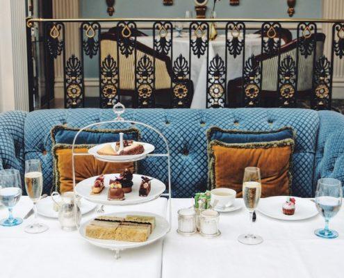 8 spots για απογευματινό τσάι στο Λονδίνο