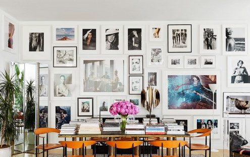 Home Tour στο πολύχρωμο διαμέρισμα του Brian Atwood στο Manhattan