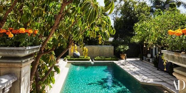 Μέσα στο σπίτι της Sharon Stone