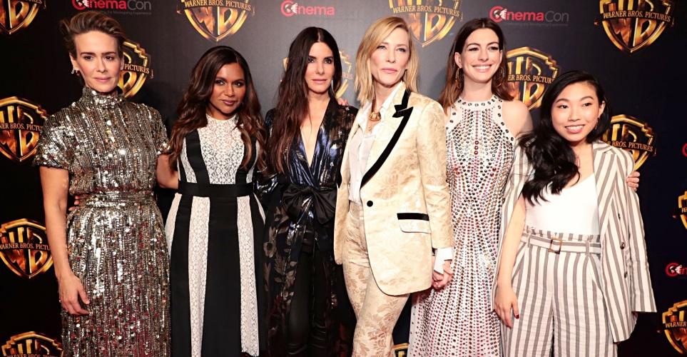 Πώς η costume designer της ταινίας Ocean's 8 δημιούργησε ένα Met Gala από την αρχή