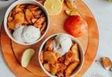 Μήλα στο φούρνο με κανέλα για επιδόρπιο