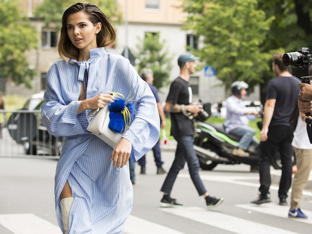 TREND ALERT: Shirtdresses