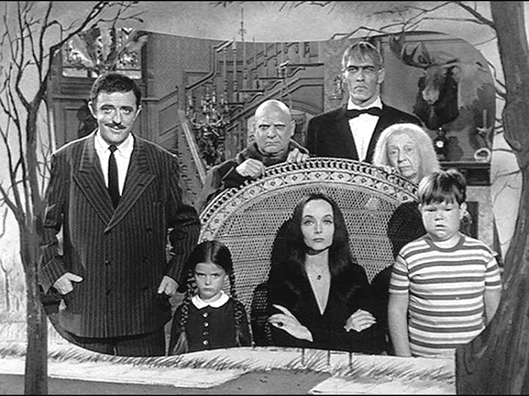 Addams Family_titles