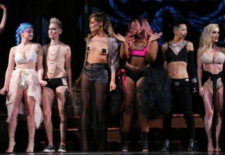 Ένα διαφορετικό catwalk στην Εβδομάδα Μόδας της Νέας Υόρκης