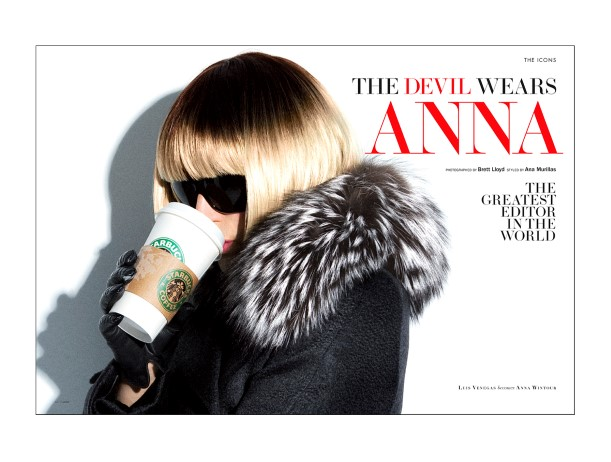 Anna Wintour 10 (Custom)