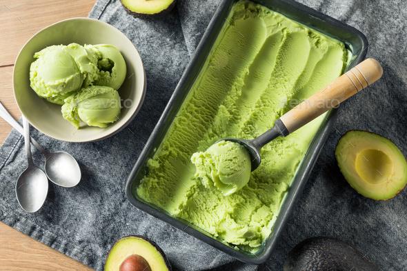 Συνταγή για παγωτό από αβοκάντο (1)