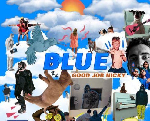 BLUE good job nicky ερμης