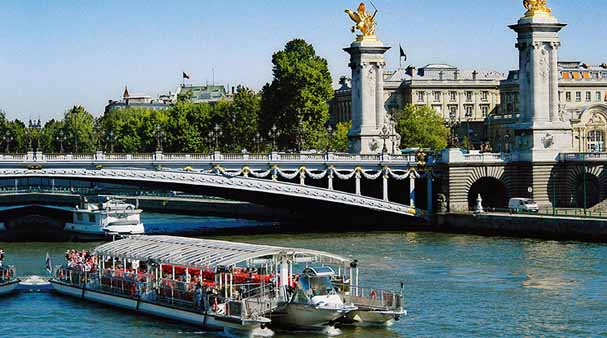 Bateaux Parisien
