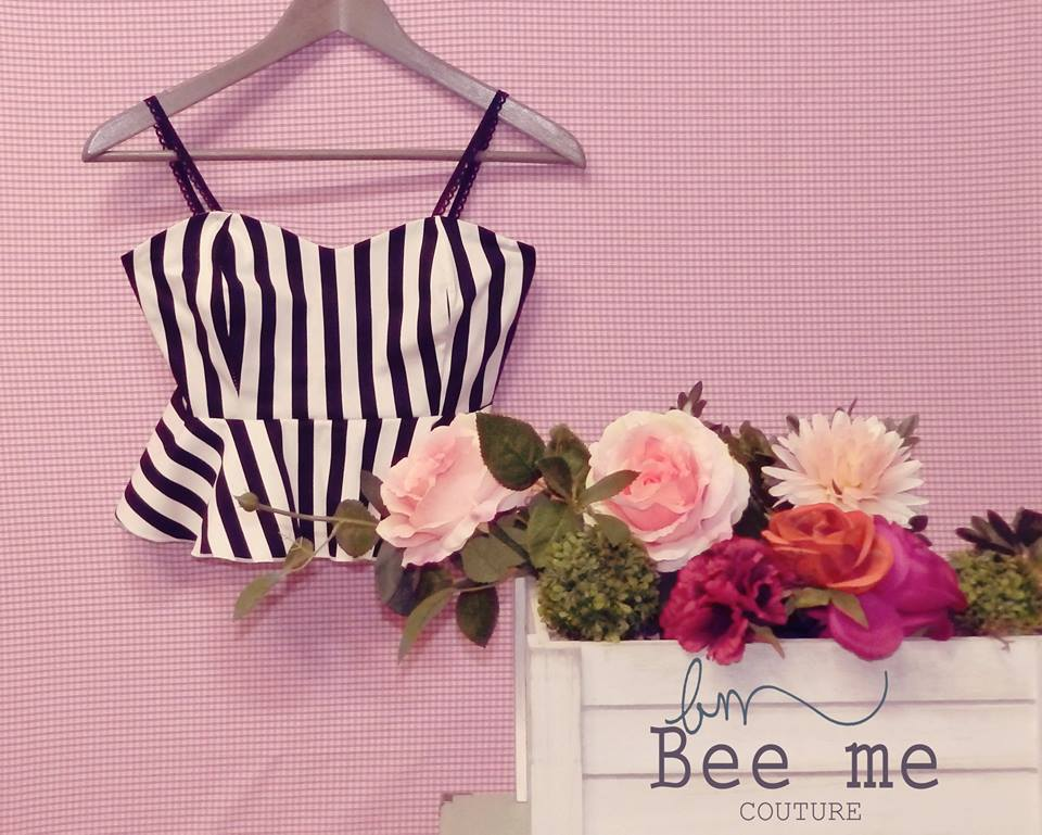 Bee me Couture Fashion Contest top
