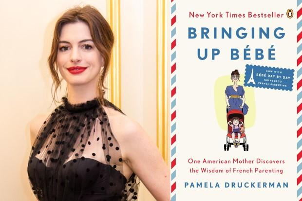 Bringing Up Bebe η Anne Hathaway σε ρόλο δημοσιογράφου, συζύγου και μητέρας που ψάχνει τη χρυσή τομή