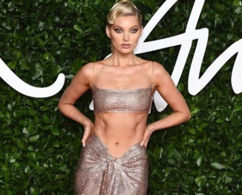 British Fashion Awards 6 celebrities φόρεσαν δημιουργίες Ελληνίδας σχεδιάστριας