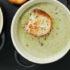 Σούπα με μπρόκολο και τυρί Stilton