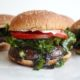Burger με portobellos και μπαλσάμικο
