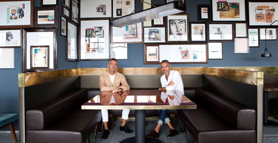 Cafes και restaurant διασημων σχεδιαστων μοδας savoir ville (3)