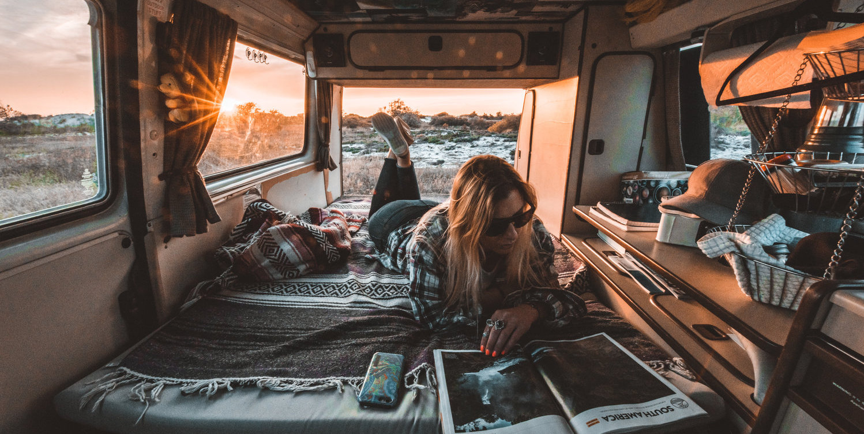Οι φωτογραφίες που θα σε κάνουν να θες να αγοράσεις camper van