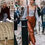 Chocolate πώς θα φορέσεις την απόχρωση που κυριάρχησε στο street style της Νέας Υόρκης