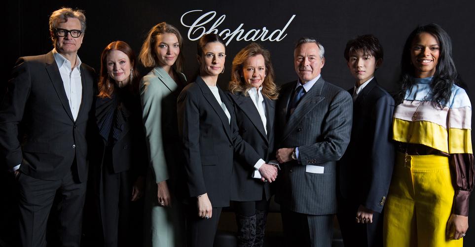 Ο οίκος Chopard δεσμεύεται για τη χρήση χρυσού με βάση αποκλειστικά 100% υψηλά ηθικά πρότυπα