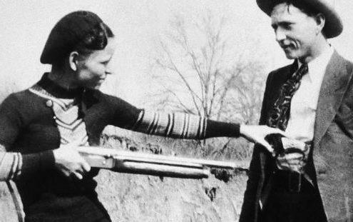 Οι Bonnie και Clyde πέρα από ιστορία, έγραψαν και ποίηση