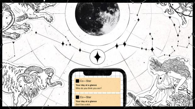 Co-Star Το app που σου επιτρέπει να έχεις τον προσωπικό σου αστρολόγο στο κινητό σου