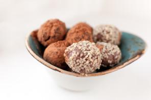 Tahini Choco Balls