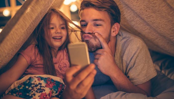 20 μαθήματα που ανταλλάσσουν οι κόρες με τους μπαμπάδες, σε όλες τις ηλικιες