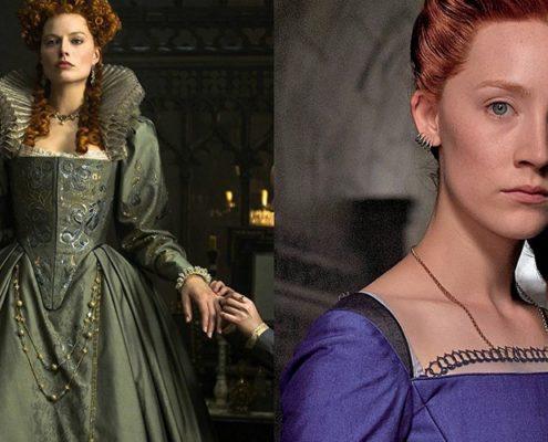 Margot Robbie και Saoirse Ronan αγνώριστες στο trailer του Mary, Queen of Scots