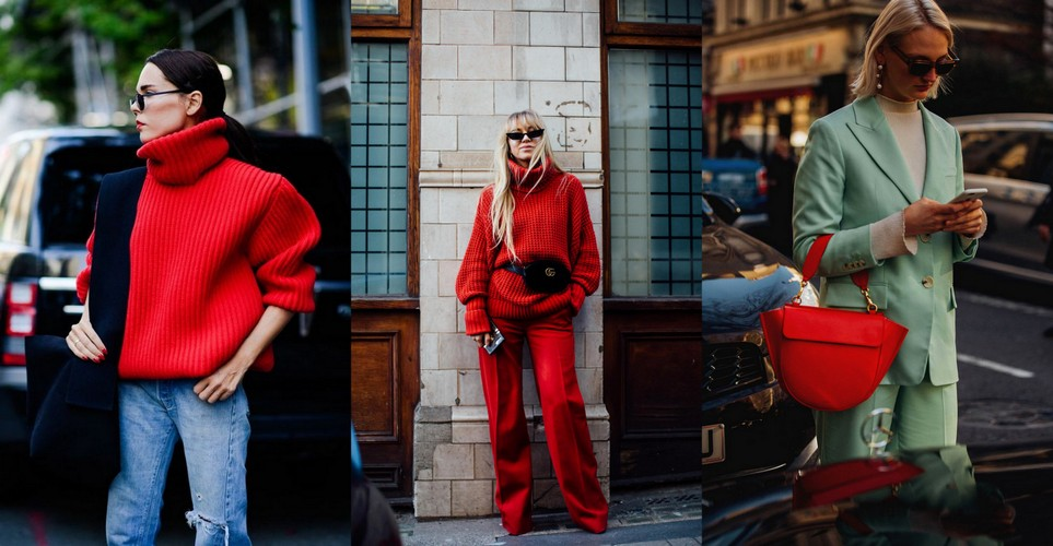 Valiant Poppy| Πώς θα φορέσεις το χρώμα του χειμώνα