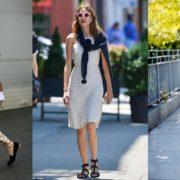 5 tips για να φορέσεις το πουλόβερ γύρω από τους ώμους, όπως τα κορίτσια του street style