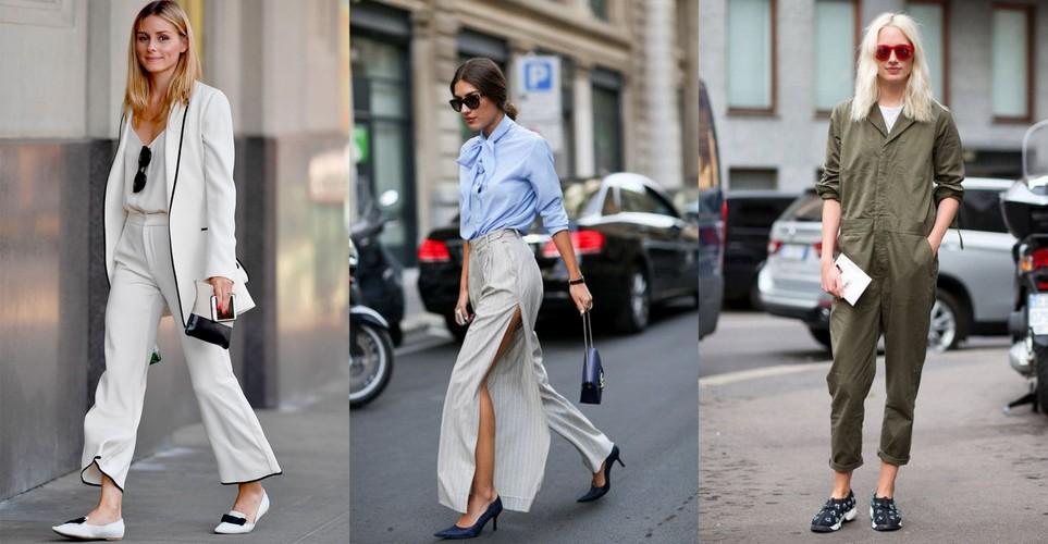 7 street style looks για τις ζεστές μέρες στο γραφείο