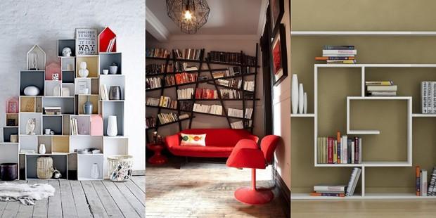 6 τρόποι για να μετατρέψεις τη βιβλιοθήκη στο πιο ενδιαφέρον spot του σπιτιού σου