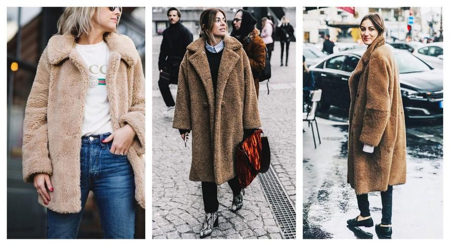 The Teddy Coat: Τo πιο αγαπημένο μας πανωφόρι;