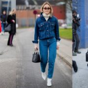 9 up-to-date τρόποι για να φορέσεις τα λευκά μποτάκια το φθινόπωρο