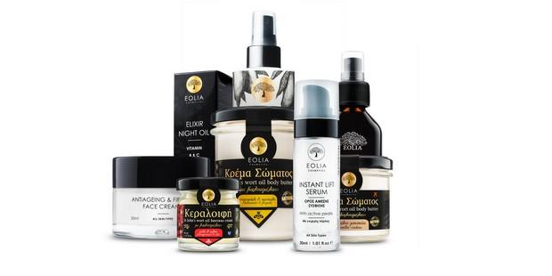 Τα αγαπημένα μας προϊόντα από το Eolia Cosmetics